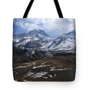 Kingdom Of Mustang - Nepal Tote Bag