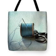 Kingfisher Blue Tote Bag