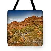 Kings Canyon-the Rim V2 Tote Bag