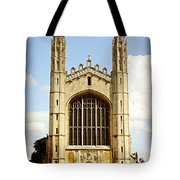 King's College Chapel Tote Bag