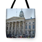 Kings Court Tote Bag