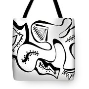 King's Music Tote Bag