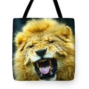Kings Roar Tote Bag