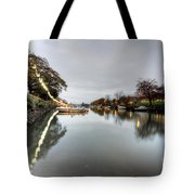 Kingsbridge Reflections  Tote Bag