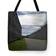 Kingston Penitentiary View To The Sallyport Tote Bag