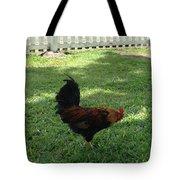 Kingstown Cockfowl Tote Bag