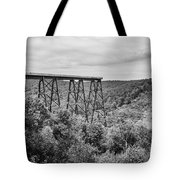 Kinzua Viaduct 6911 Tote Bag