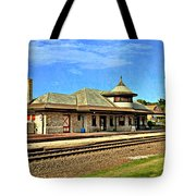 Kirkwood Station Tote Bag by Marty Koch