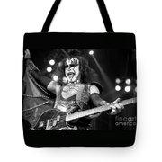 Kiss-gene-gp10 Tote Bag