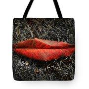 Kiss Of Leaf Tote Bag