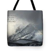 Kiss The Earth Again Tote Bag