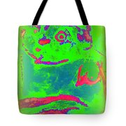 You Can Kiss The Frog If You Want To  Tote Bag