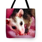 Kissable Tote Bag