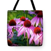 Kissed By Sunlight Tote Bag