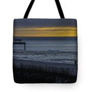 Kisses At Sunrise Tote Bag