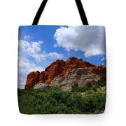 Kissing Camels - Garden Of The Gods Tote Bag