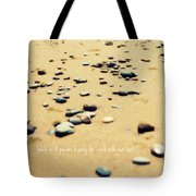 Kissing The Earth Tote Bag