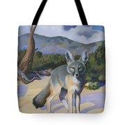 Kit Fox Tote Bag