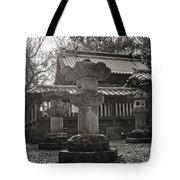 Kita-in Temple In Kawagoe Tote Bag