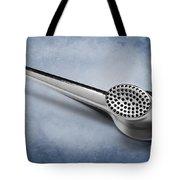 Kitchen Art  Garlic Crusher Tote Bag