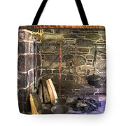 Kitchen - Colonial Pots And Pans Tote Bag