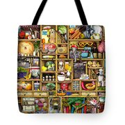 Kitchen Cupboard Tote Bag