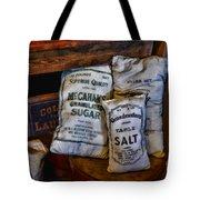 Kitchen - Food - Sugar And Salt Tote Bag