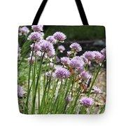 Kitchen Garden Chives Tote Bag