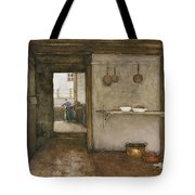 Kitchen Interior, C.1899 Tote Bag