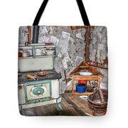 Kitchen Intime Tote Bag