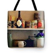 Kitchen Pantry Tote Bag