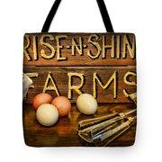 Kitchen  Rise And Shine Tote Bag