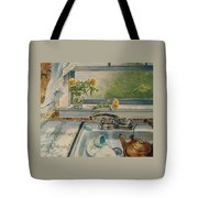 Kitchen Sink Tote Bag