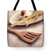 Kitchen Still Life With Pasta  Tote Bag