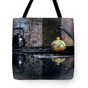 Kitchen Stove Tote Bag