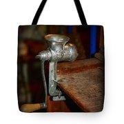 Kitchen - The Meat Grinder Tote Bag