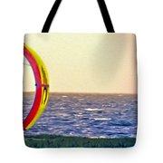 Kite Boarder 2 Tote Bag
