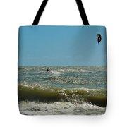 Kite Boarding Hatteras 3 8/24 Tote Bag