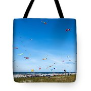 Kite Festial Tote Bag