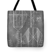 Kite Patent Tote Bag