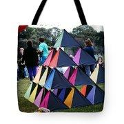 Kite Show Tote Bag