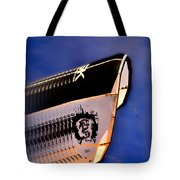 Kite Surfing In Motion Tote Bag