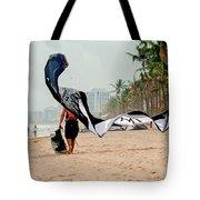 Kiteboard Gear Tote Bag
