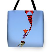 Kites Over Baja California Tote Bag