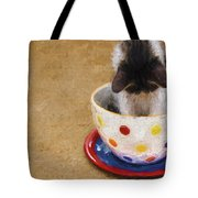 Kitty Cat Time Out Tote Bag