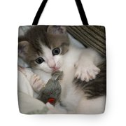 Kitty Claws Tote Bag