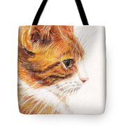 Kitty Kat Iphone Cases Smart Phones Cells And Mobile Cases Carole Spandau Cbs Art 338 Tote Bag