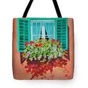 Kitzbuhel Window Tote Bag