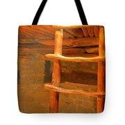 Kiva Ladder Tote Bag