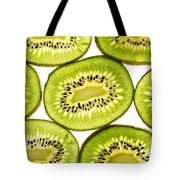 Kiwi Fruit IIi Tote Bag by Paul Ge